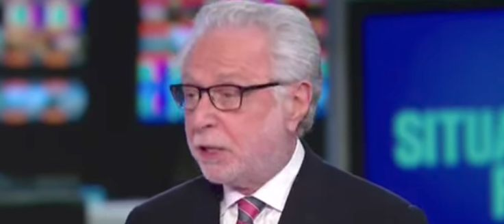 """#CNN Wolf #Blitzer Humiliates Colleague Over Quality of Anonymous """"#WH Sources""""..."""