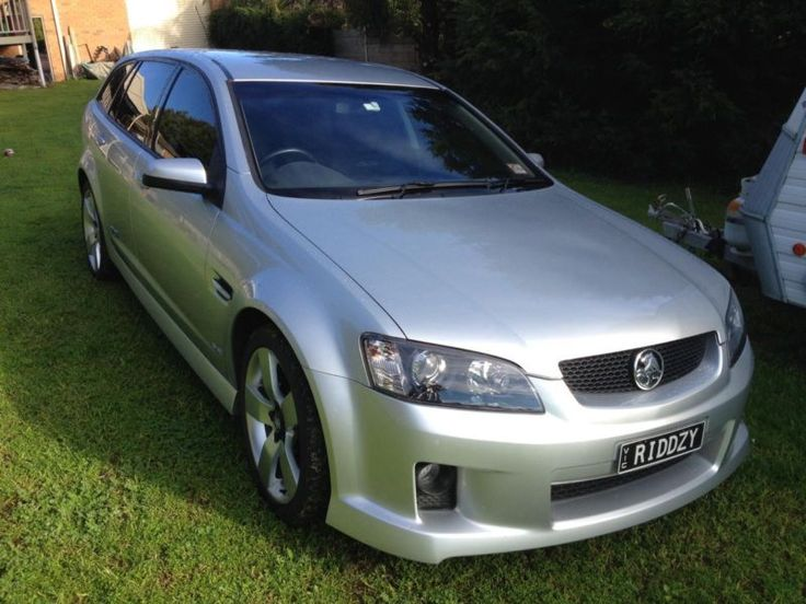 2010 Holden Commodore Wagon SSV. $24,500.00. 85,000km. Manual. Stock standard except tinted windows. Personal plates not selling. One owner going overseas. DIAMOND CREEK, VIC