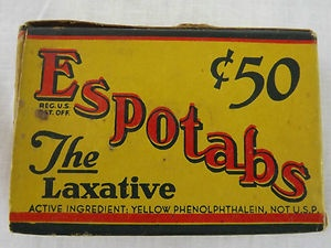 Espotabs Laxative Tablets Drugs R Us Medical