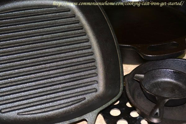 Cooking with Cast Iron.  Choosing Your Cast Iron Cookware Pieces.  Reasons To Use Cast Iron Over Other Cookware.  Care Of Traditional Cast I...