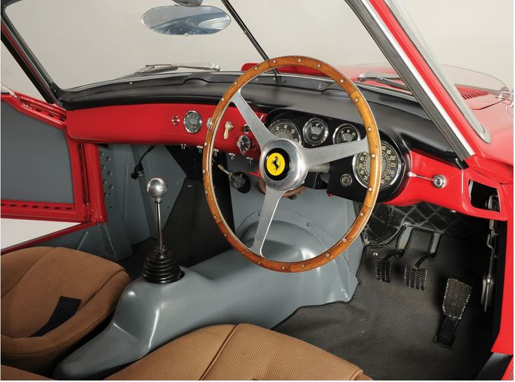 1953 Ferrari 340/375 MM Berlinetta 'Competizione' by Pinin…