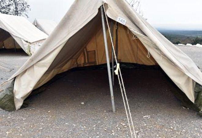 Σε λίγες μέρες η πρώτη γέννηση βρέφους στον καταυλισμό προσφύγων της Χράνης