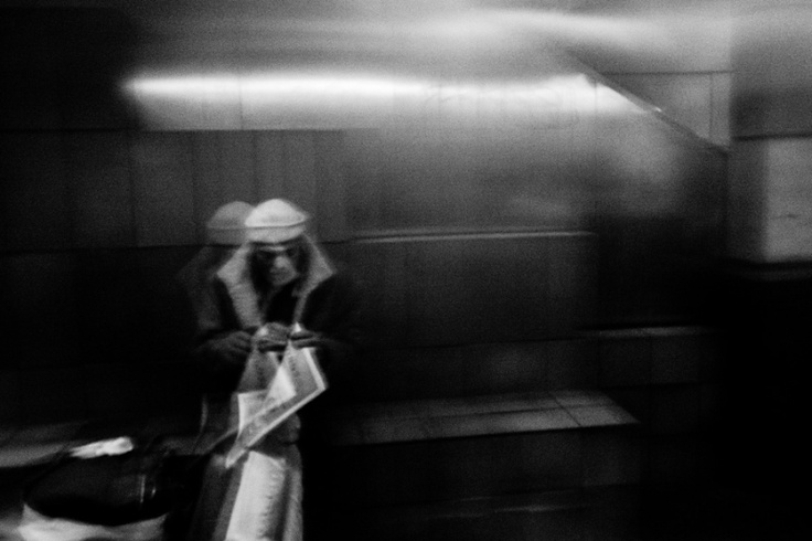 Project: Underground life - Julien Legrand - Street Photography - 23616