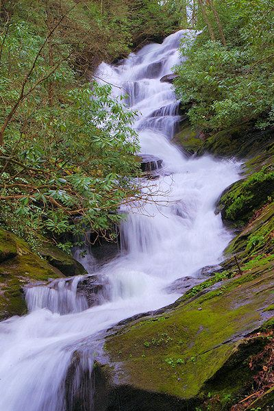 Crabtree Falls Blue Ridge Parkway | ... Crabtree Falls . Nearby is another easy hike to Setrock Creek Falls