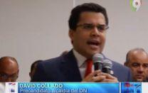 Pacheco Declina Aspiraciones Para Apoyar A David Collado #Video