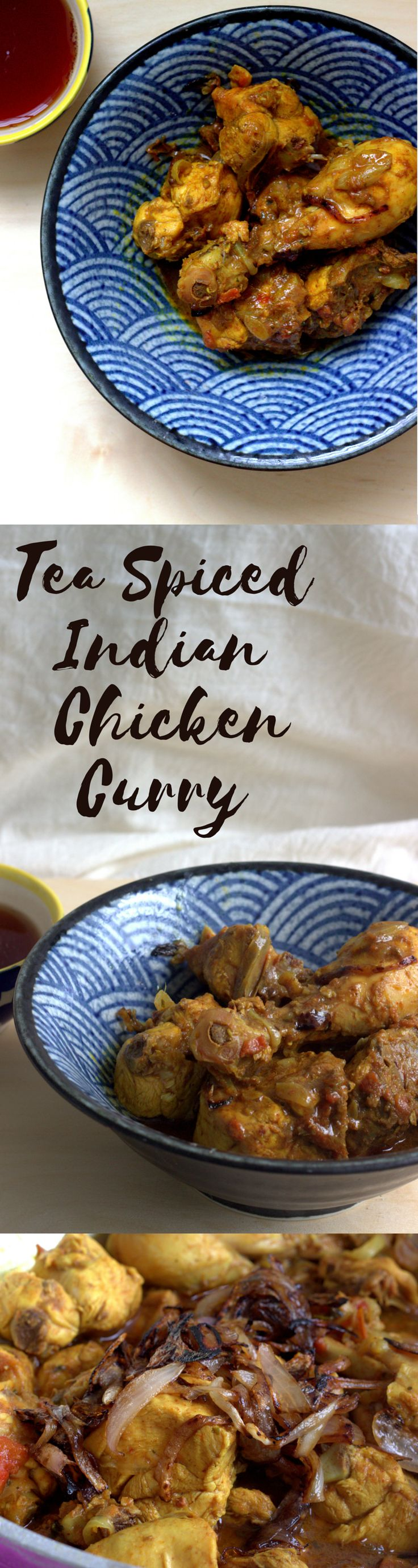 358 best side dish recipes images on pinterest side dish recipes an easy chicken curry spiced with indian tea and tips on how to tenderise your chicken forumfinder Images