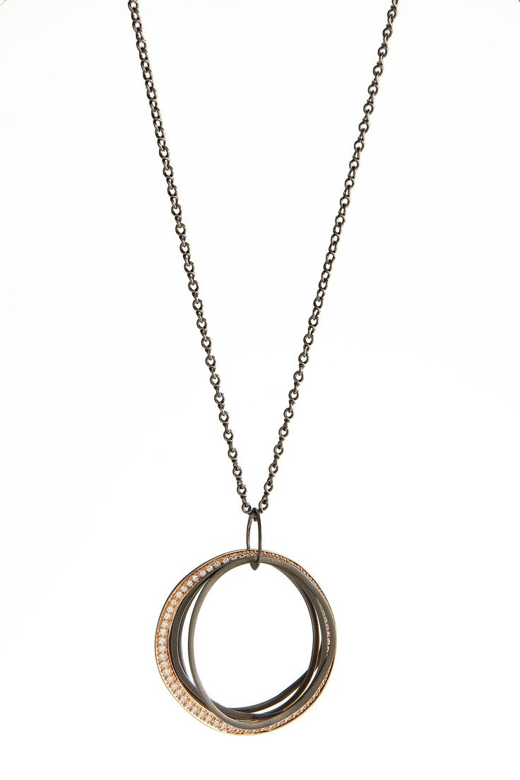 Circles of Life Pendant - Pendants with Symbolism - JEWELLERY - Shop | Zeus + Dione