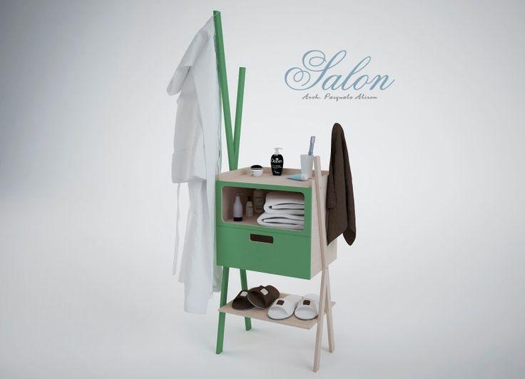 SALON designer Pasquale Alison