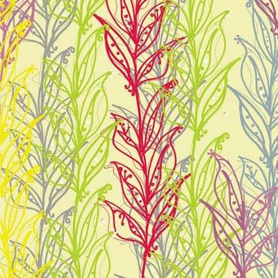 vines painting