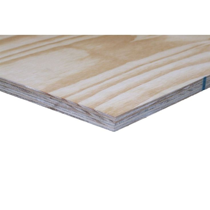 18mm x 1220mm x 2440mm Softwood C+/C WBP Plywood - WBP Plywood - Sheet Materials - Timber & Sheet Materials