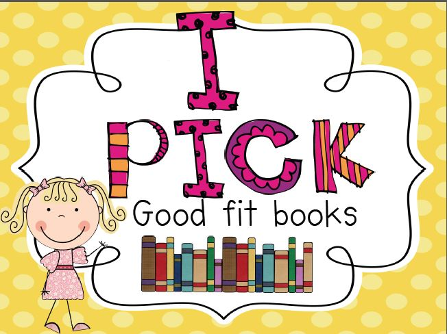 FREE Good Fit Books Packet (Goldilocks and the Three Bears Theme)