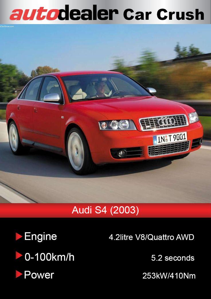 Audi S4 (2003)
