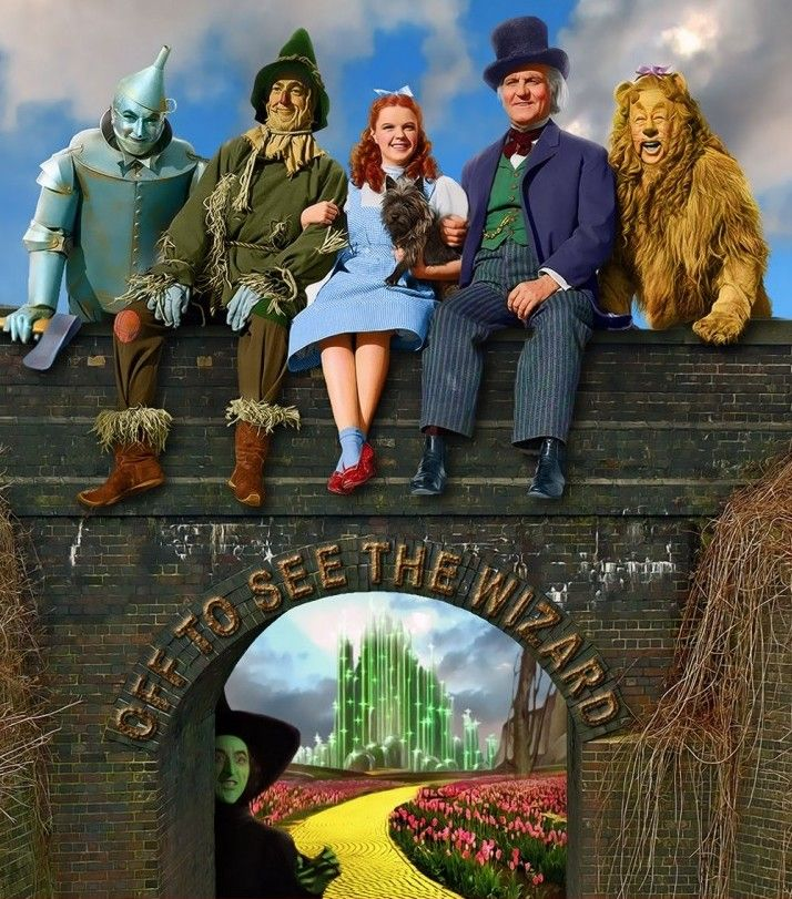an analysis of the wizard of oz a 1939 movie by mervyn leroy Character analysis in  cukor, mervyn leroy, norman taurog, king  later that this year marks the 75th anniversary of the movie the wizard of oz.