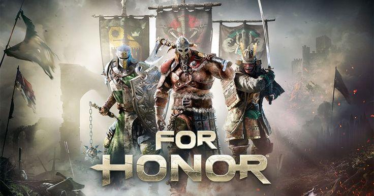 Saiba tudo sobre For Honor, aguardado jogo de luta da Ubisoft