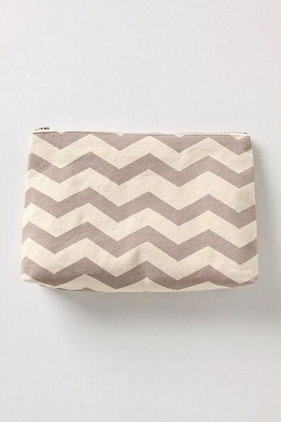 One. Eleven. Studio: Cosmetics Bag Tutorial (Anthropologie Inspired)