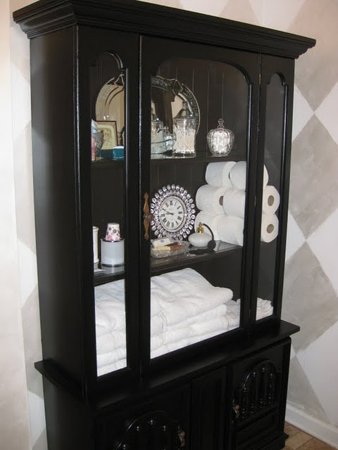Bathroom Hutch 16 best hutch bathroom images on pinterest | bathroom ideas, room