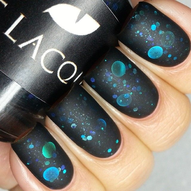 Instagram photo by lacquerloon #nail #nails #nailart