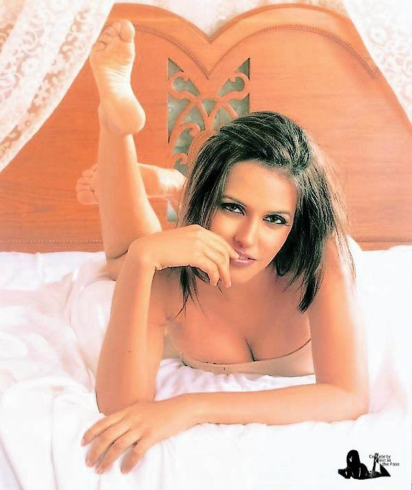 #Indian #Bollywood #actress Neha Dhupia 1 #celebrityfeetinthepose #India
