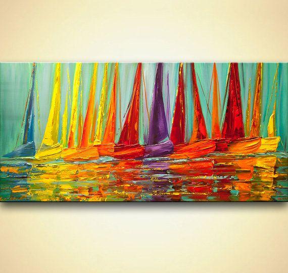 1000 id es sur le th me toile acrylique sur pinterest abstrait peintures et peintures acryliques for Peindre palette