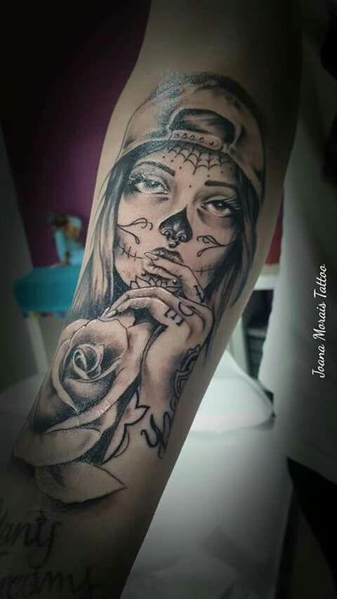 Tattoo by Joana Morais