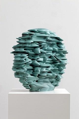 TONY CRAGG http://www.widewalls.ch/artist/tony-cragg/ #TonyCragg #contemporaryart #sculptures