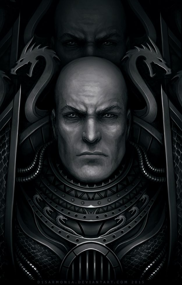 WARHAMMER 40000 Alpharius Omegon (also known as the Aleph Null, The Hydra, the Threefold Serpent, The Final Configuration and the Last Primarch) was one of the twenty Primarchs created by the...