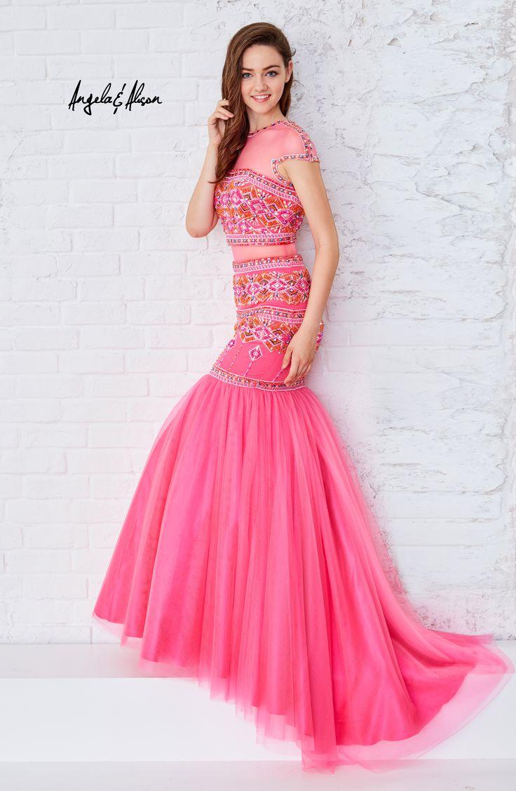 Mejores 44 imágenes de Prom 2017 en Pinterest   Vestidos de noche ...