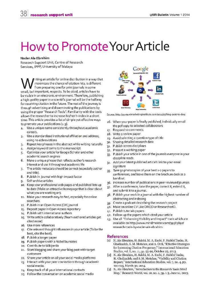 Best 25+ Scientific journal articles ideas on Pinterest Short - scientific report