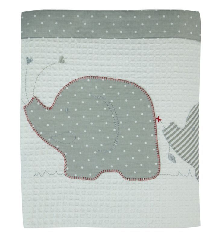 Buy Bubba Blue Cot Waffle Blanket - Petit Elephant  by Bubba Blue online and browse other products in our range. Baby & Toddler Town Australia's Largest Baby Superstore. Buy instore or online with fast delivery throughout Australia.