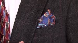 suit handkerchief - Google Search