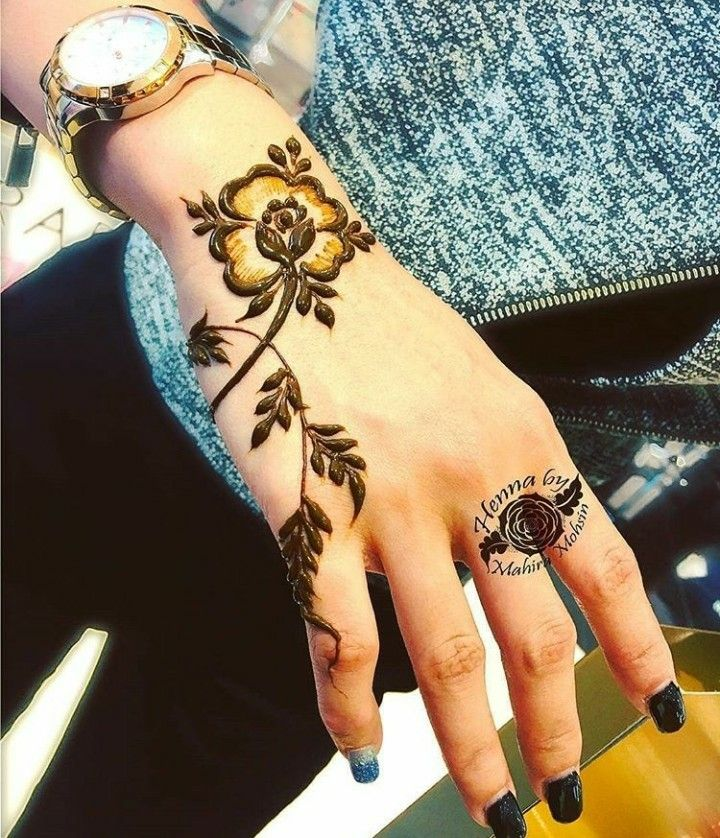 Pin By Adaf Naaz On Mehndi New Mehndi Designs Henna