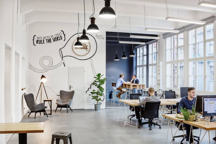 Bubble Offices - Prague - Office Snapshots