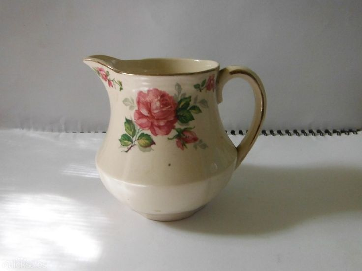Alfred Meakin English China Jug good condition by jones101 - $15.00
