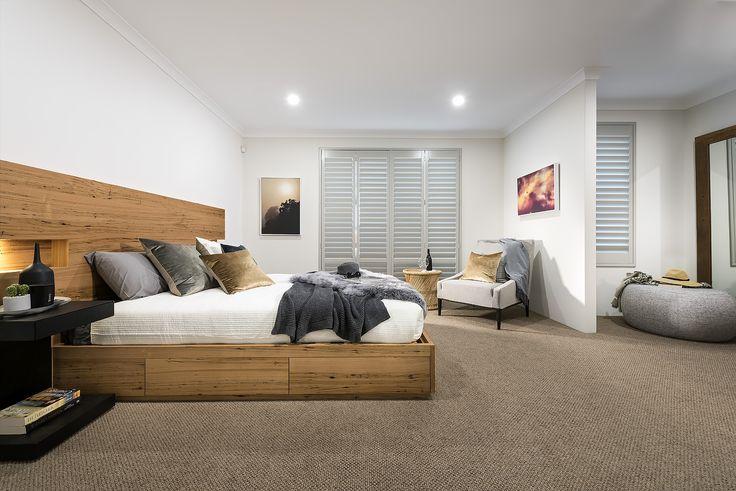 Sandalford Master Bedroom | apg Homes