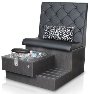 Tiffany Pedicure Bench