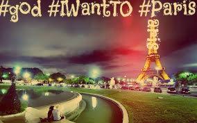 #GOd #IwantTo #paris