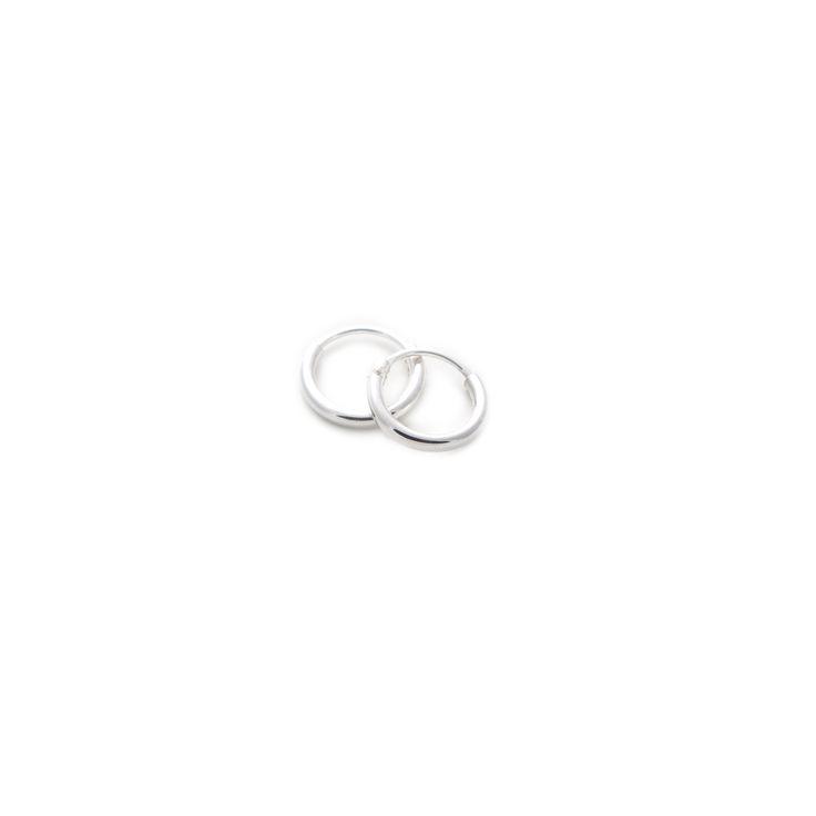 Fashionology - Tiny Hoop Earrings 8mm