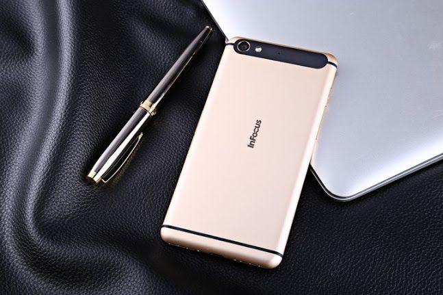 InFocus M560: um smartphone a preço de saldo