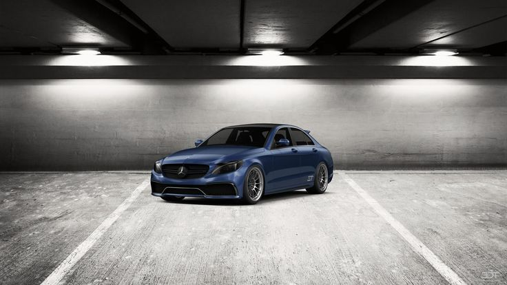 Mercedes C63S 2015 Tantra Edition