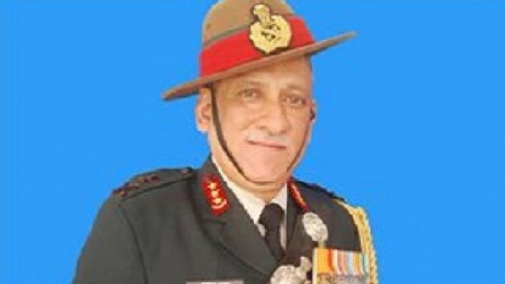 General Bipin Rawat,terrorism,Indian Army,Pak Army,Pakistani forces,surgical strikes,thereader news ,सेना प्रमुख बिपिन रावत