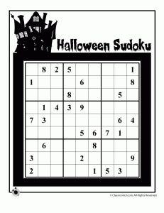 Halloween Math Worksheets   Classroom Jr.