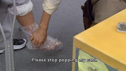 how to stop speaker popping