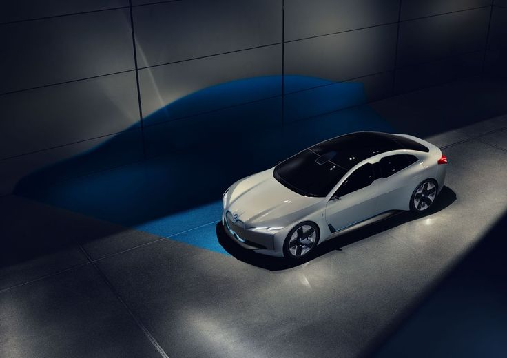The BMW i Vision Dynamics