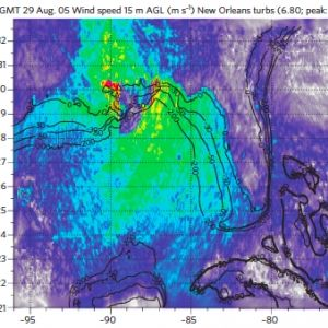 Offshore Wind Farms Could Knock Down Hurricanes - A forest of 78,000 turbines would have drastically reduced the winds and storm surges from hurricanes Katrina and Sandy �