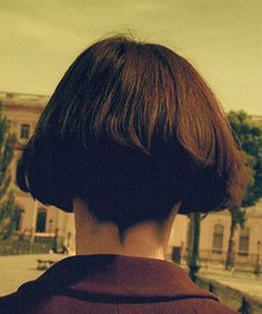 Amelie. I love how they did the back of her hair. I need to find a stylist sooo bad!!!