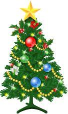 Bloggang.com: Blå ost: 35 juletræ til dine fotos.