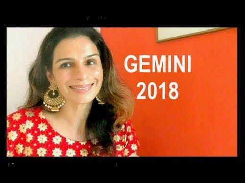 SUCCESS IS YOURS | 2018 GEMINI ASTROLOGY| ANNUAL HOROSCOPE| Tarot By Anisha - YouTube