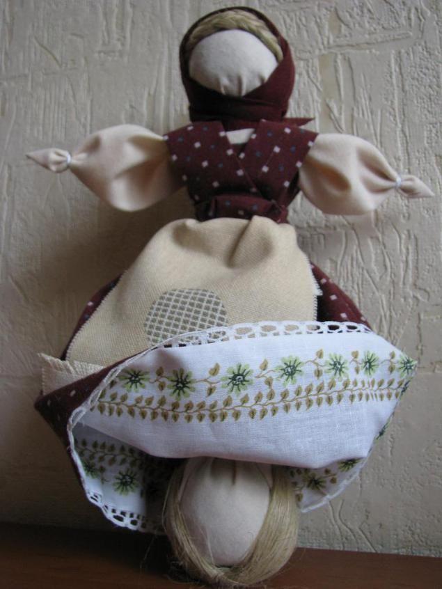 Делаем традиционную куклу-перевертыш «Девка-Баба» - Ярмарка Мастеров - ручная работа, handmade