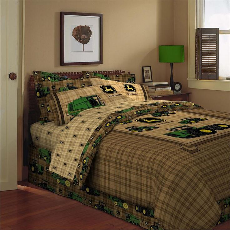 John Deere Bathroom Decor: 25+ Best Ideas About John Deere Bed On Pinterest