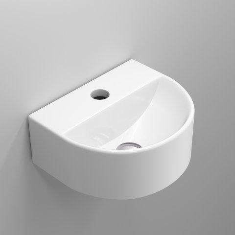 Maria Wall Hung Counter Top Basin [PT-CA1005] - £82.99 : Platinum Taps & Bathrooms